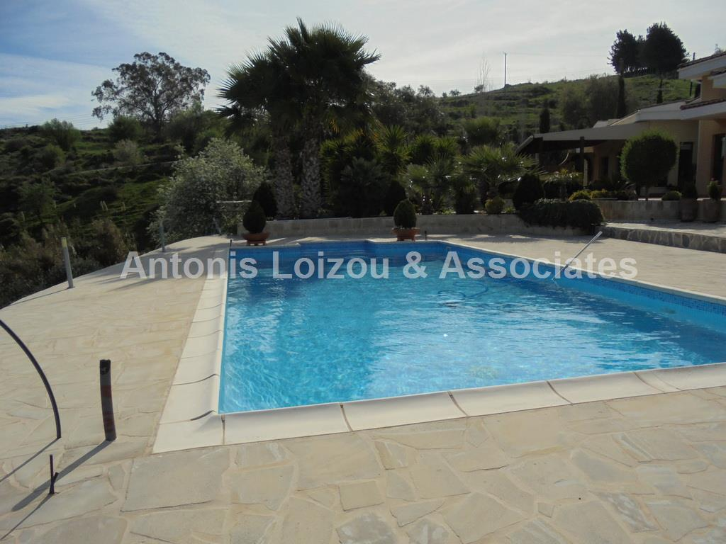 A Hidden Paradise Three Bedroom Luxurious Bungalow in an Idyill properties for sale in cyprus