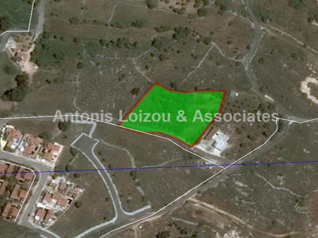 1,335 m² residential field in Droushia with sea view properties for sale in cyprus