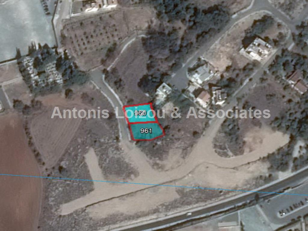 Land in Paphos (Emba) for sale