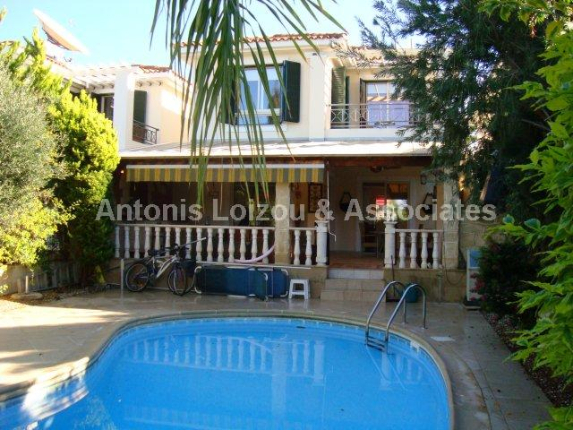 Three Bedroom Detached House in Emba properties for sale in cyprus