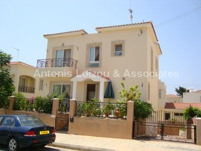 Detached House in Paphos (Exo Vrisi) for sale