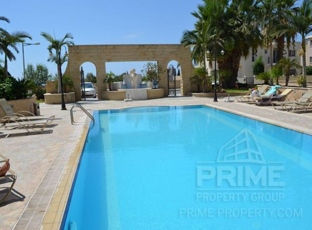 Garden Apartment in Paphos (Geroskipou) for sale