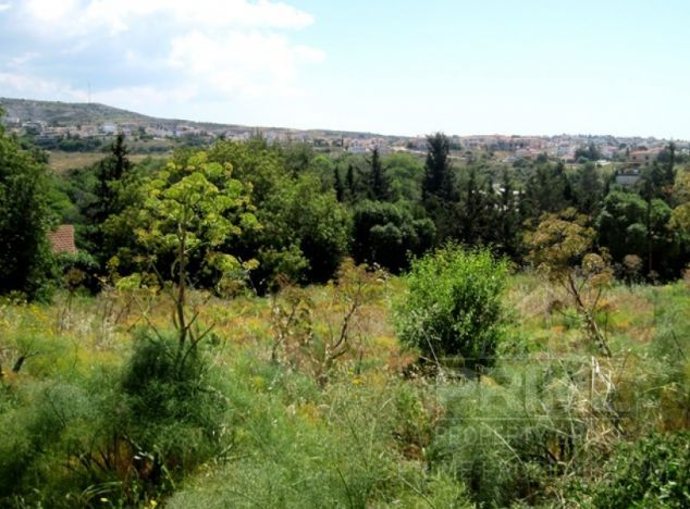 Land in Paphos (Geroskipou) for sale