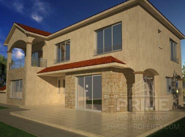 Sale of villa, 265 sq.m. in area: Geroskipou -
