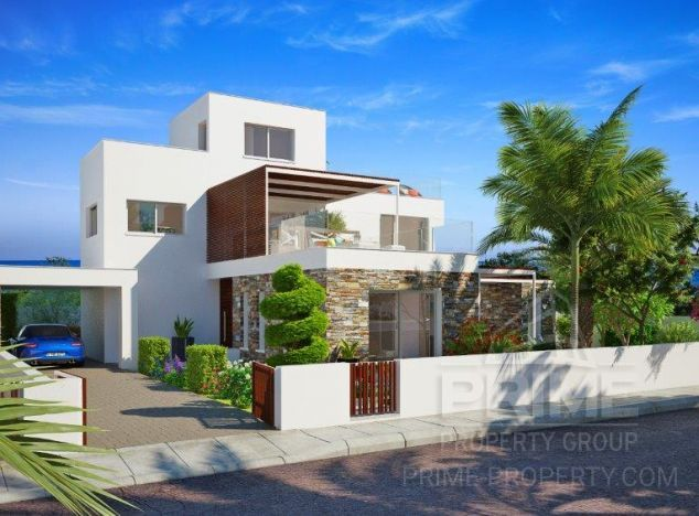 Villa in Paphos (Geroskipou) for sale