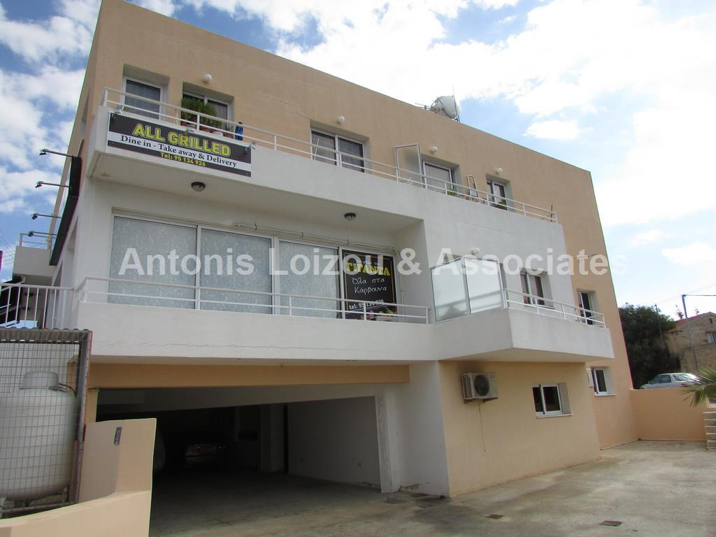 Block of 8  Apartments and Ground Floor Restaurant   properties for sale in cyprus