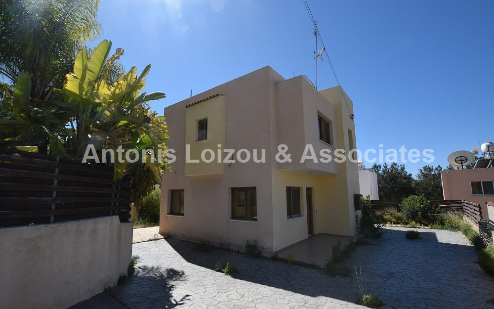 Detached House in Paphos (Geroskipou) for sale