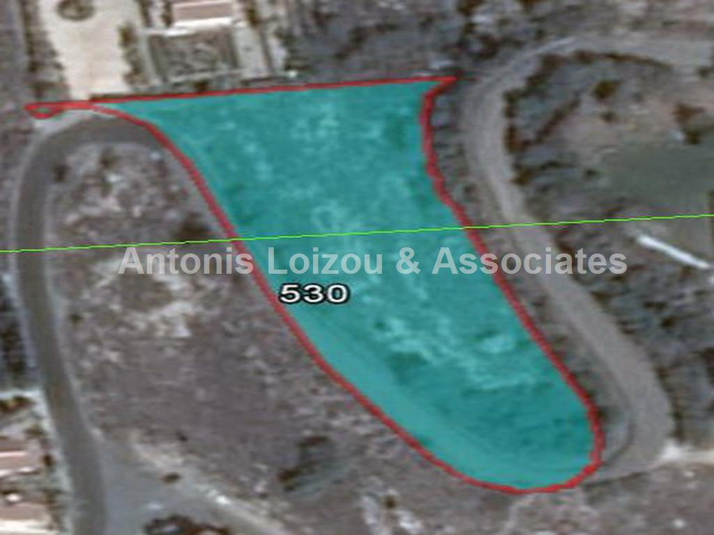 Field in Paphos (Geroskipou) for sale