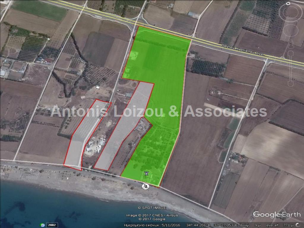 Field in Paphos (Geroskipou) for sale