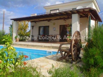 Villa in Paphos (Goudi) for sale