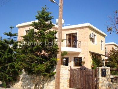 Detached House in Paphos (Ineia) for sale
