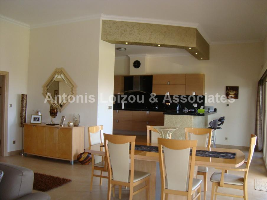 Four  Bedroom Single Storey Luxury Villa With Annex 1 Bedroom Ap properties for sale in cyprus