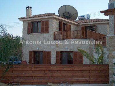 Detached Villa in Paphos (Kallepia) for sale