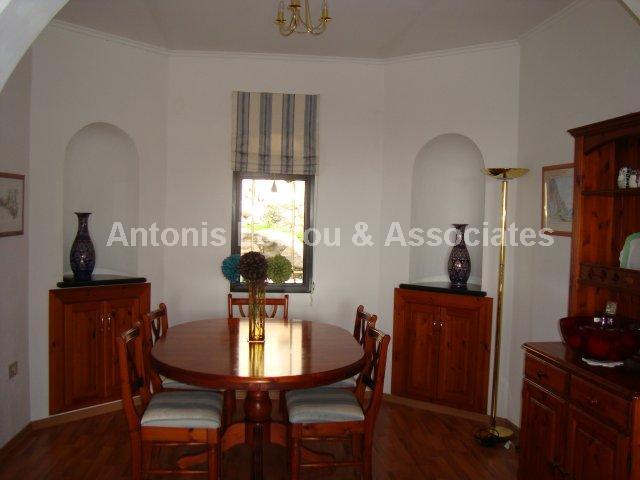 Two bedroom Detached House + Studio properties for sale in cyprus