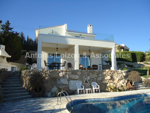 Detached House in Paphos (Kamares) for sale
