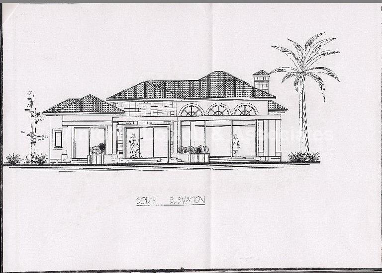 Executive Tennis Court Estate Villa (OFF PLAN) properties for sale in cyprus