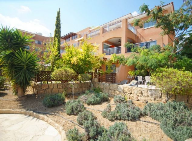 Garden Apartment in Paphos (Kato Paphos) for sale
