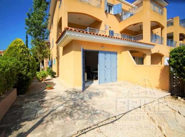 Garden Apartment in Paphos (Kato Paphos) for sale