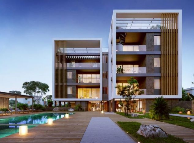 Sale of аpartment, 183 sq.m. in area: Kato Paphos - properties for sale in cyprus