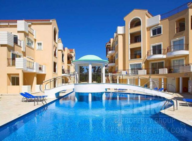 Sale of penthouse, 136 sq.m. in area: Kato Paphos - properties for sale in cyprus