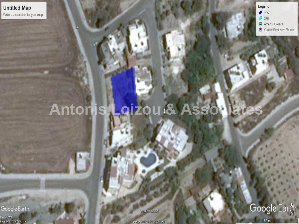 Land in Paphos (Kato Paphos) for sale