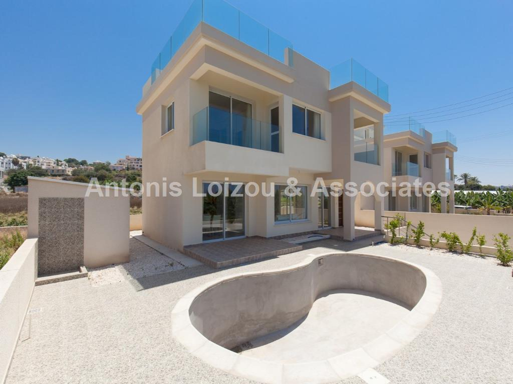3 Bed Sea View Villas in Kissonerga properties for sale in cyprus