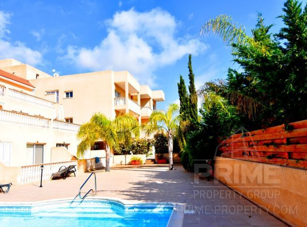 Garden Apartment in Paphos (Kissonerga) for sale
