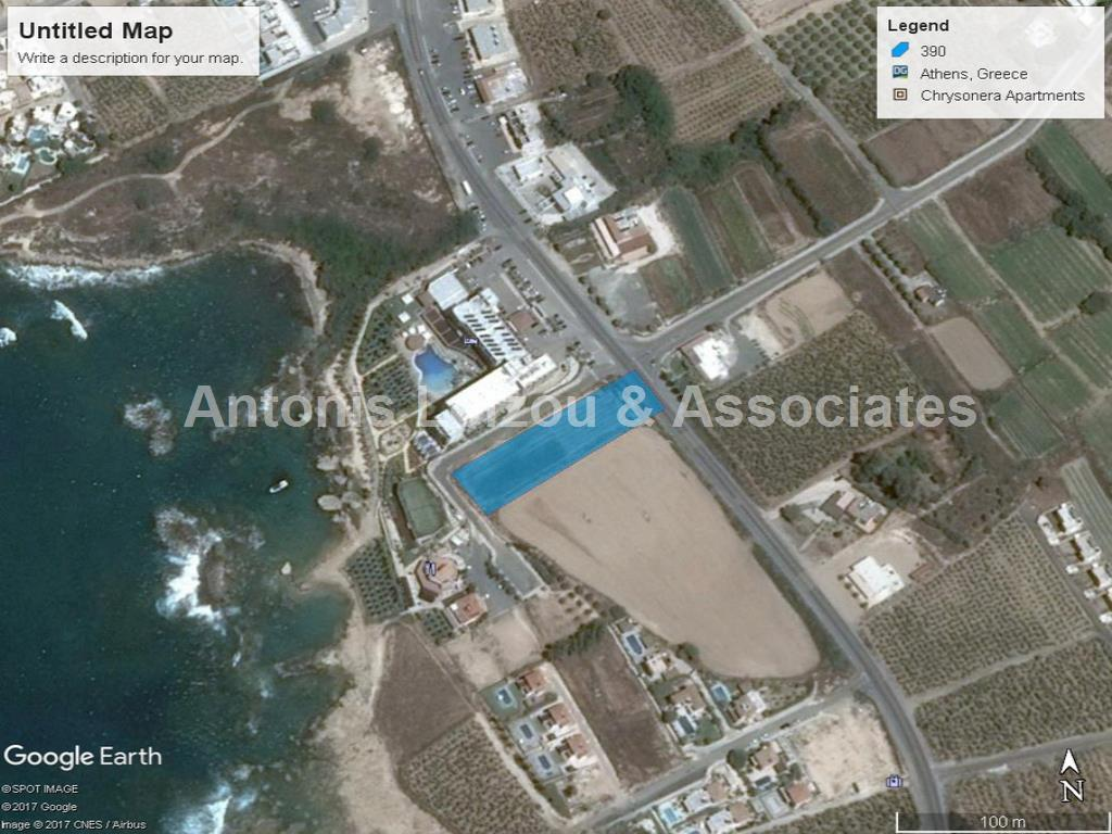 3,234 m² residential field in Kissonerga 100 m from the sea properties for sale in cyprus