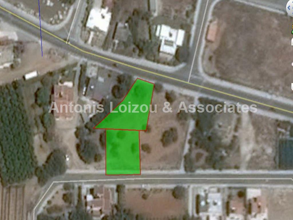 Land in Paphos (Kissonerga) for sale
