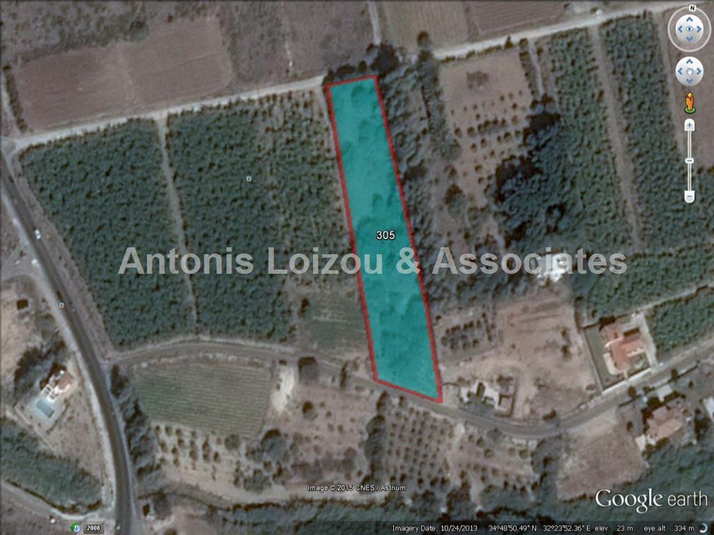 Field in Paphos (Kissonerga) for sale