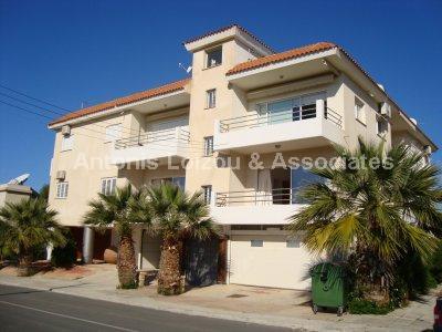 Apartment in Paphos (Kissonerga) for sale