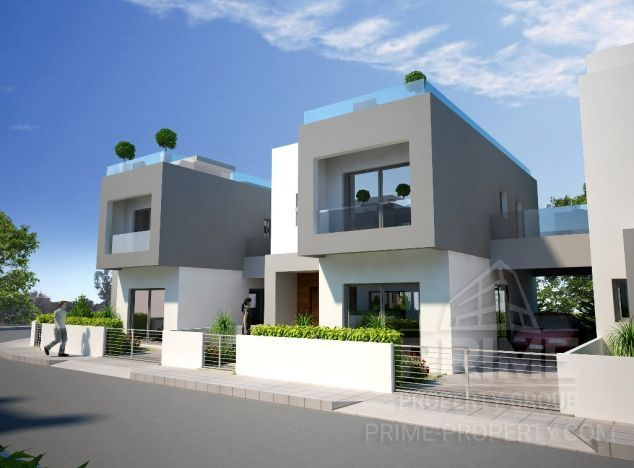 Sale of villa, 226 sq.m. in area: Konia - properties for sale in cyprus