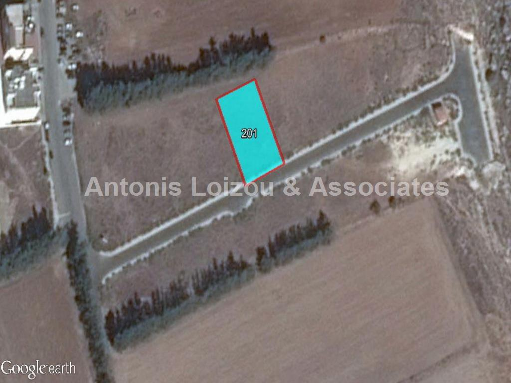 Land in Paphos (Konia) for sale