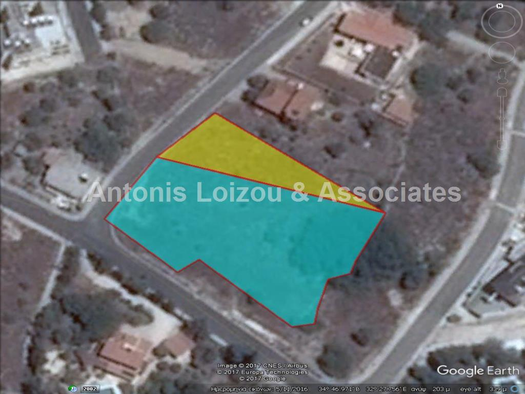 Field in Paphos (Konia) for sale