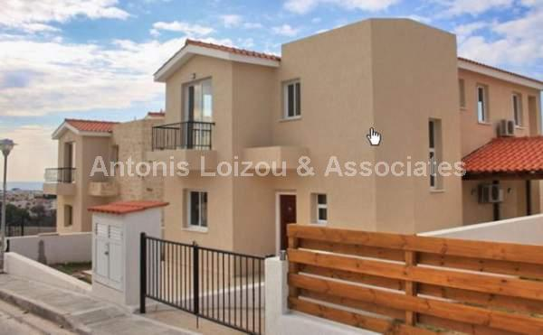 Terraced House in Paphos (Konia) for sale
