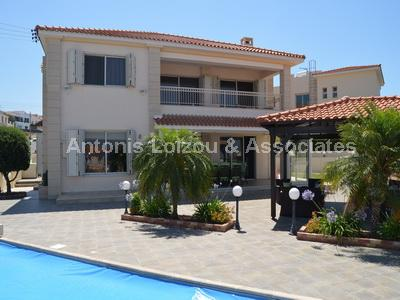 Detached House in Paphos (Konia) for sale