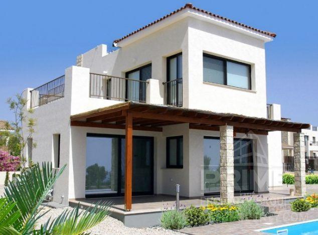 Sale of villa, 265 sq.m. in area: Kouklia -