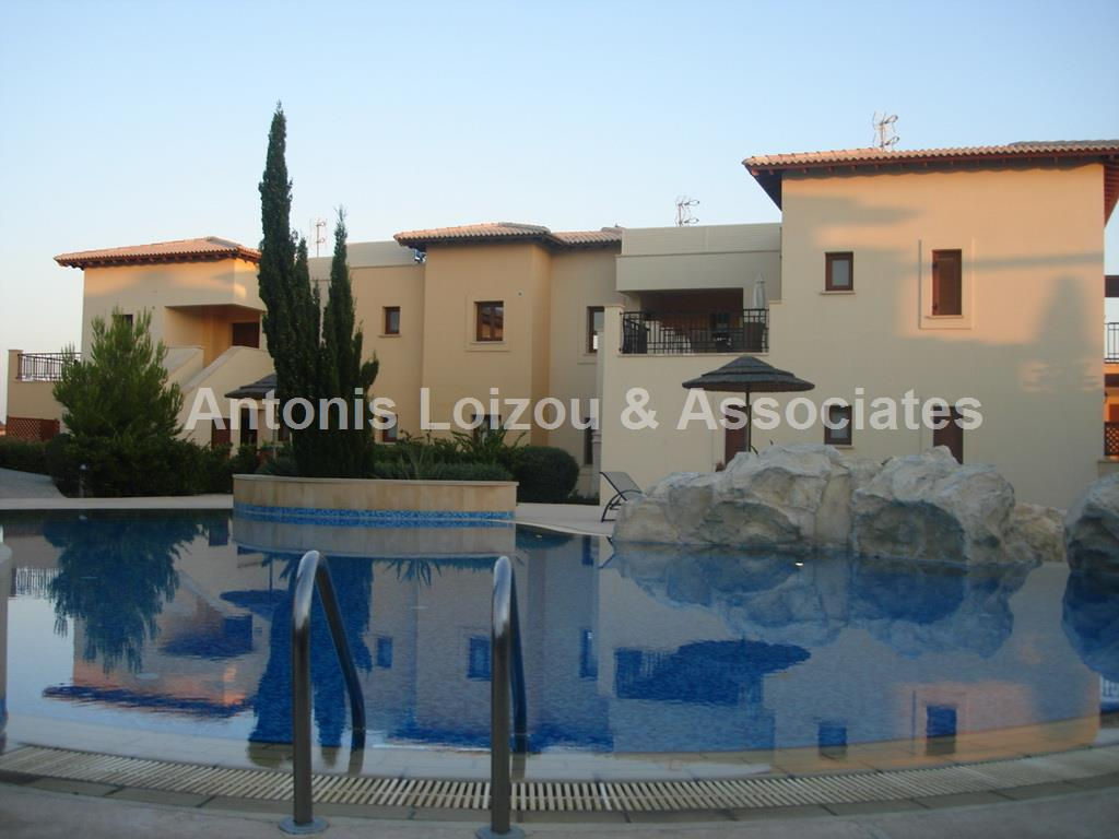 1 Bed Executive Apt Aphrodite Hills