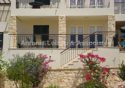 Ground Floor apa in Paphos (Aphrodite Hills) for sale