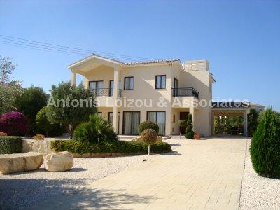 Villa in Paphos (Kouklia) for sale