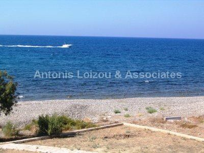 Three Bedroom Detached Beach Front Bungalow with Basement properties for sale in cyprus