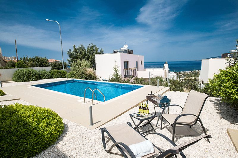 Modern Villa within the scenic setting of the Akamas Peninsula properties for sale in cyprus