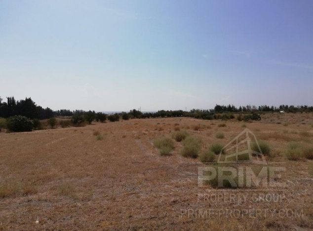 Land in Paphos (Mandria) for sale