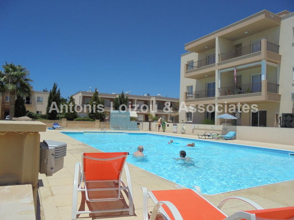 Ground Floor apa in Paphos (Mandria) for sale