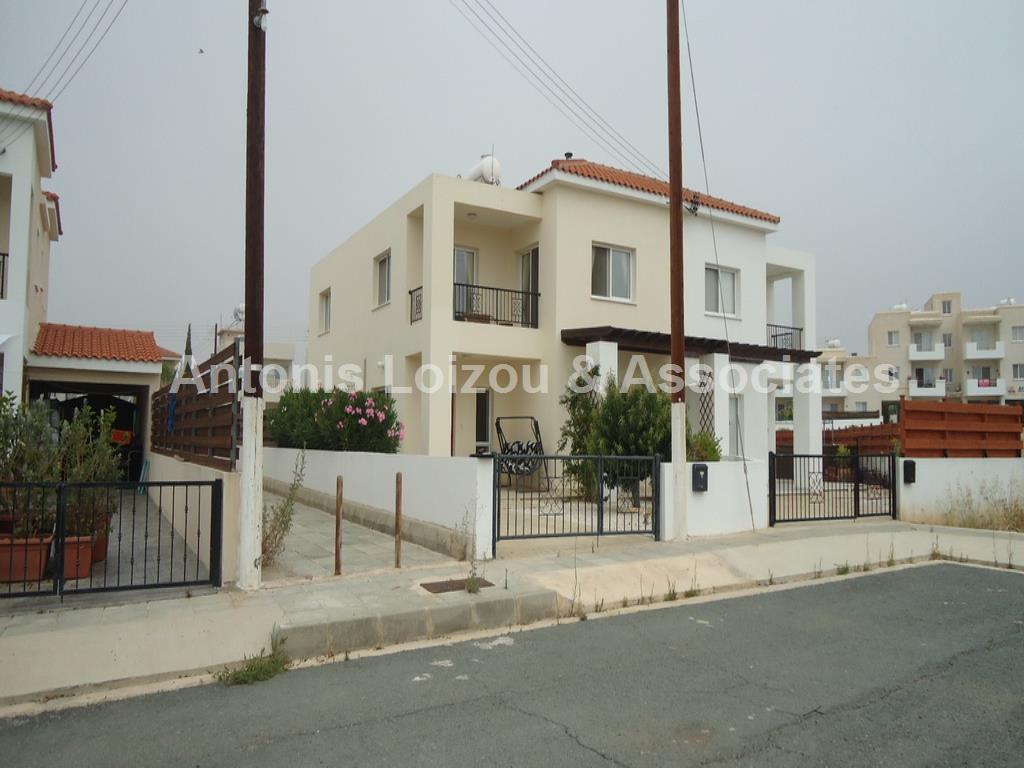 Semi detached Ho in Paphos (Mandria) for sale