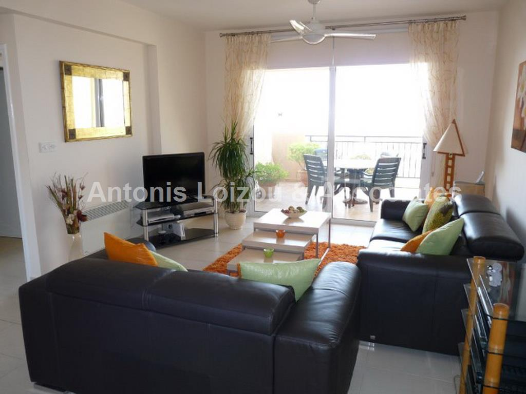 2 Bed 2 Bath Apartment Mesa Chorio properties for sale in cyprus
