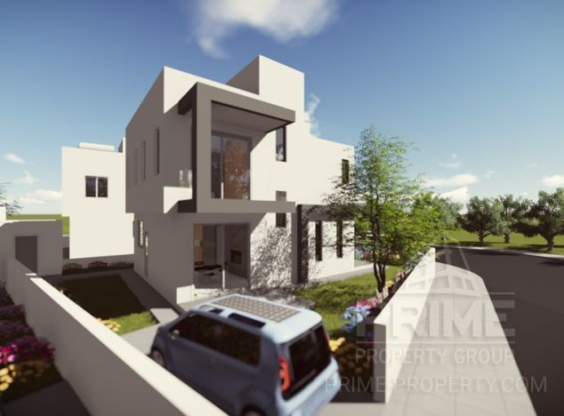 Villa in Paphos (Mesa Chorio) for sale