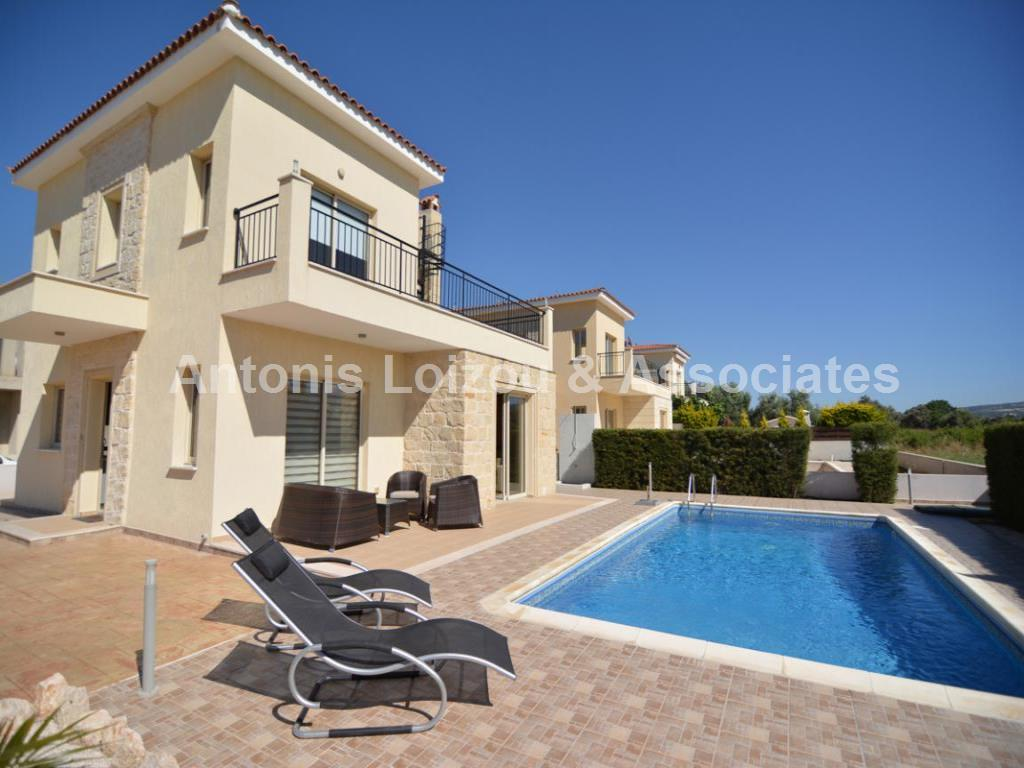 Spacious 3 Bed Villas in Mesa Chorio properties for sale in cyprus
