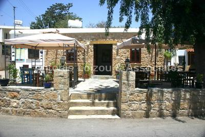 Coffee Shop & Taverna properties for sale in cyprus