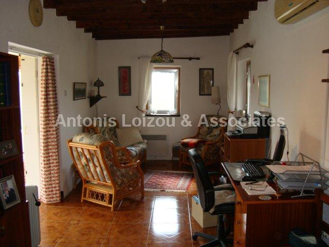 Two Bedroom Detached Village House REDUCED properties for sale in cyprus